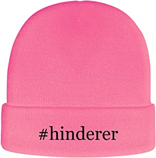 One Legging it Around #Hinderer - Soft Hashtag Adult Beanie Cap