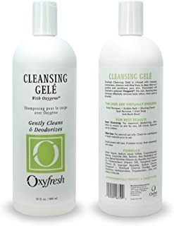 Oxyfresh Unisex Body Wash for Dry Sensitive Skin - Made with Hydrating Aloe Vera That Naturally Soothes. Enriched with Healthy Essential Vitamins. Moisturizes, Dry Skin. Fragrance Free. 32 oz