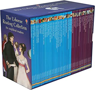 The Usborne Reading Collection For Confident Readers 40 Book Set