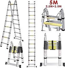 Heavy Duty Escabeau Rose Peut contenir jusqu/à 150 kg Pliant Portable Cuisine escabeaux Sfeswfesw Escabeau marches Pliant 3 /étapes // 4-Step // 5-Step en Acier /Échelle Size : 3-Step
