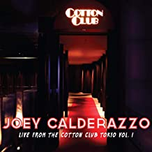 joey calderazzo live from the cotton club