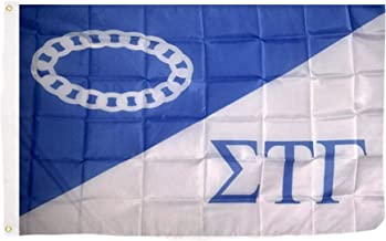 Desert Cactus Sigma Tau Gamma Fraternity Chapter Flag 3 x 5 Polyester Use as a Banner Sign Decor