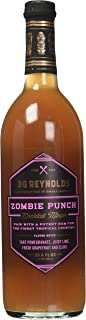 BG Reynolds Natural Tiki Cocktail Mixer, Zombie Punch - Tropical Pomegranate, 750ml