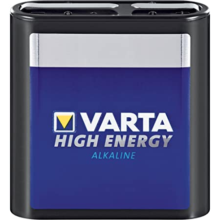 Varta Batterie Alkali 4 5v Block High Energy Elektronik