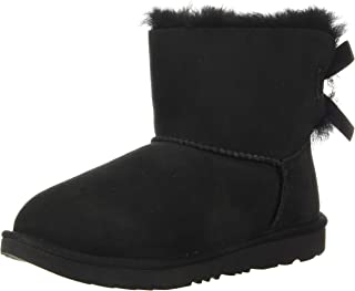 UGG Mini Bailey Bow II, Classic Boot Mixte Enfant