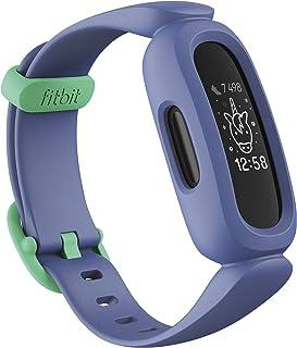 Fitbit Ace 3 Aktivitetsarmband för barn från 6 år med animerade urtavlor, upp till 8 dagars batteritid & vattentålig ned t...