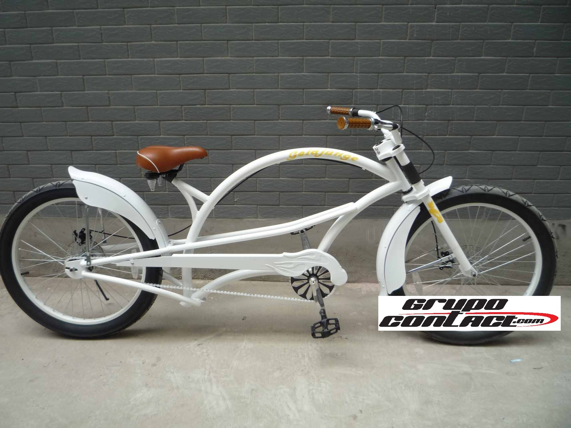 Grupo Contact- Bicicleta carretera Custom Mod. Elice (PI-15)-1 ...