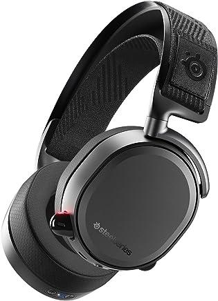 SteelSeries Arctis Pro Wireless, Cuffie da Gioco, Driver dello Speaker ad Alta Risoluzione, Wireless Doppio (2.4 H e Bluetooth), Senza Fili, Nero [Edizione 2019] - Trova i prezzi più bassi