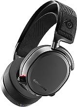 SteelSeries Arctis Pro Wireless - Draadloze Gaming Headset - Hi-Res luidsprekerstuurprogramma's - Tweevoudig draadloos (2....