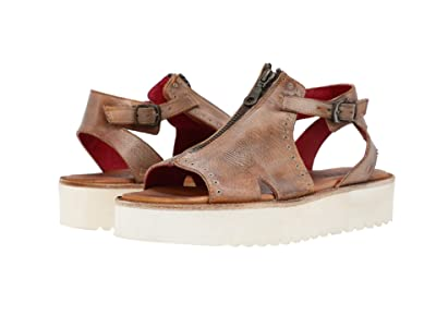 Bed Stu Clancy (Tan Rustic/White BFS) Women