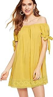 pretty yellow dresses