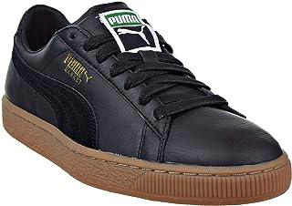 PUMA 彪马 中性 帆布鞋 Basket Classic Gum Delu 366612-01