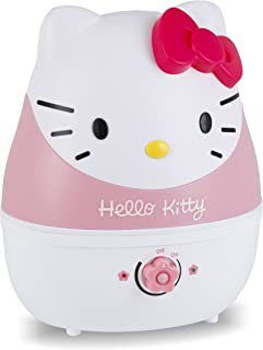 Crane Filter-Free Cool Mist Humidifiers for Kids, Hello Kitty