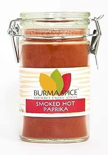 Smoked Hot Paprika, Pure Herb Seasoning : Kosher (2oz.)