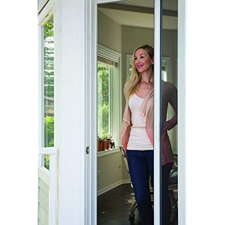 Fits Standard Single Front Doors and 6-Foot Bug Off 36 by 80 Instant Screen