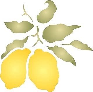 Best lemon stencil designs Reviews