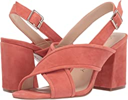 Soft Coral Kid Suede