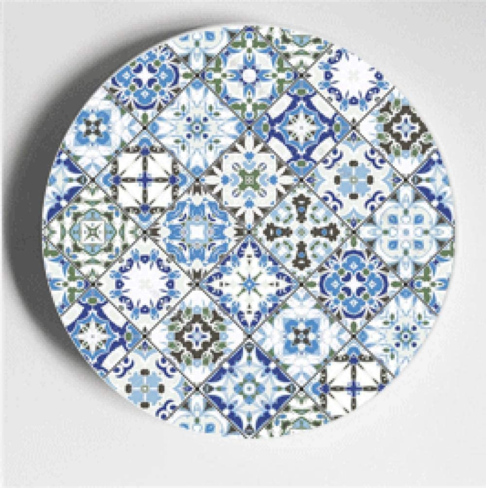 Ceramic Decorative Plate Islamic High- Art Ranking TOP18 Direct sale of manufacturer Stamping Mosaic
