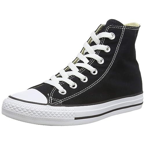 Black Converse High Tops: