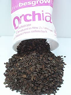 Orchiata New Zealand Pinus Radiata Bark - Small Chips (3/8