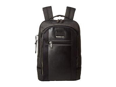 Tumi Alpha Bravo Davis Backpack (Graphite) Backpack Bags