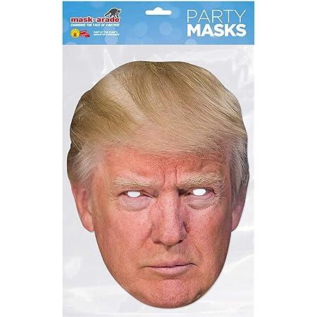 Rubies - Careta de Donald Trump, DTRUM02