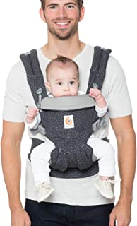 Ergobaby Carrier, Omni 360 All Carry Positions Baby Carrier, Starry Sky