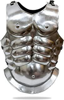 Medieval Roman Greek Muscle Body Armor, One Size