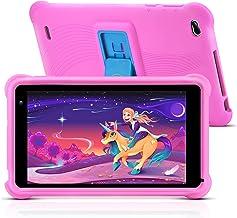 qunyiCO Y7 Kinder Tablet 7 Zoll, Tablet für Kids, 1024 * 600 Full HD-Display, 10,0..