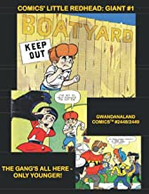 Comics' Little Redhead: Giant #1: Gwandanaland Comics #2448/2449 --- The Whole Riverdale Gang is Here, Just a Lot Younger!