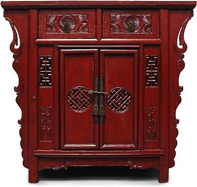 Cajonera de armario color roble, 4 cajones, mueble auxiliar ...