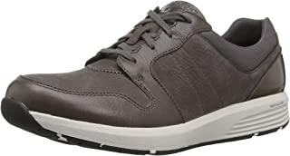 ROCKPORT Womens Trustride Derby Trainer Trustride Derby Trainer Grey Size: 10 XW US