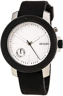 Nixon Nixon The Raider Watch - Women's Black Black, One Size
