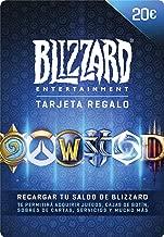 Tarjeta regalo de Blizzard 20 EUR | Código para PC: Amazon.es ...