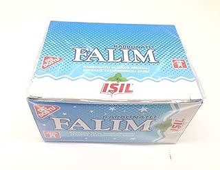 Sugarless Falim Plain Gum - Carbonate & Mint Grass Flavoured - 100 pcs