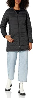Women's Lightweight Water-Resistant Packable Puffer Coat