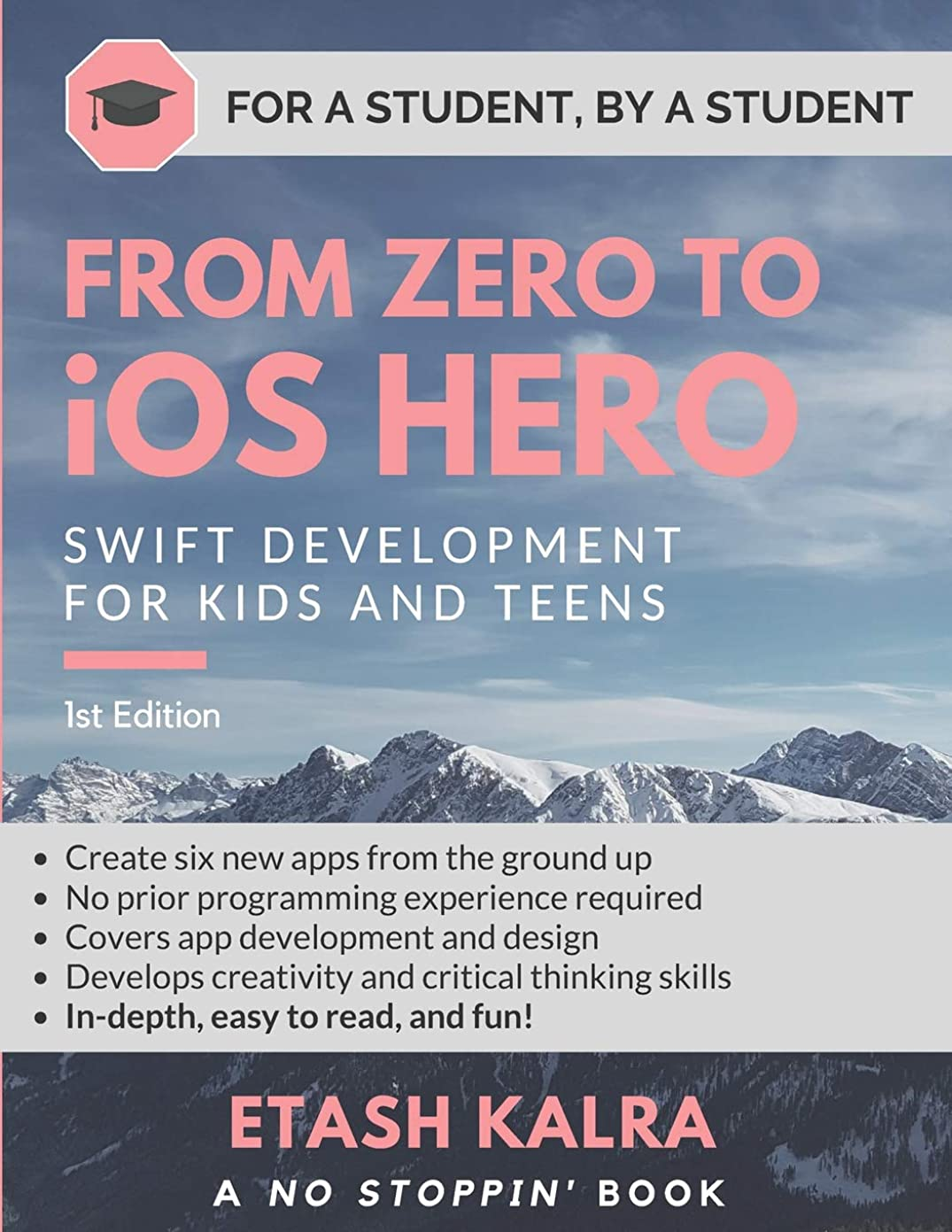 廃止する正しいスリルFrom Zero to iOS Hero: Swift Development for Kids and Teens