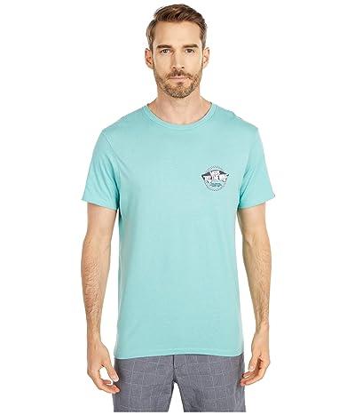 Vans Holder St Classic T-Shirt (Calypso Coral) Men