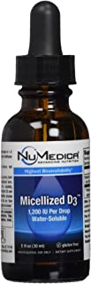 Micellized D3 1200 Higher Potency 1 Ounces