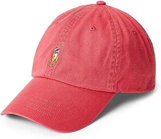 قبعة بيسبول تشينو من القطن للرجال من بولو رالف لورين