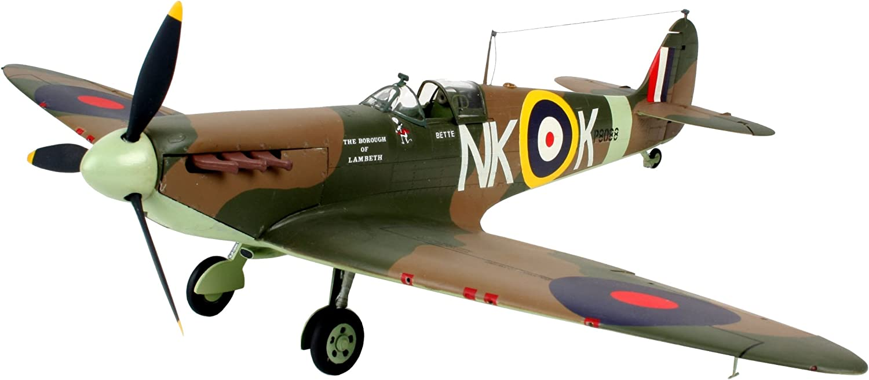 Revell 00021 - Supermarine Spitfire Mk.1 im Maßstab B0032ALYDM Neues Design  | Economy