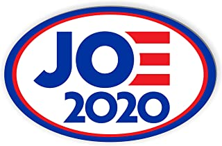 work house signs Car Magnet Joe Biden for President 2020 - Magnetic Bumper Sticker Oval 5.5