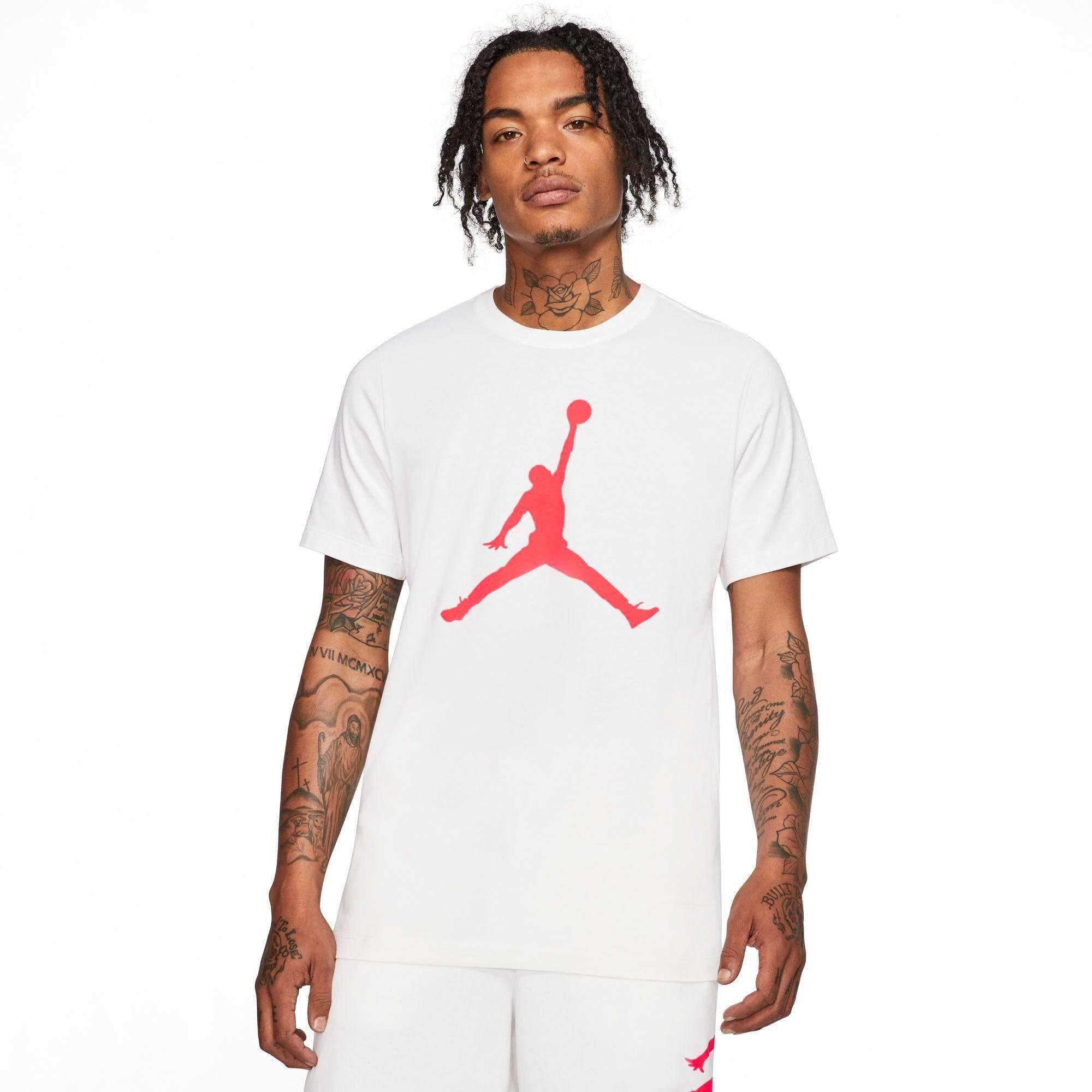 NIKE Jordan Jumpman - Camiseta Hombre: Amazon.es: Deportes y aire libre