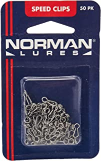 Norman NMSK-50 Speed Clip Fishing Terminal Tackle