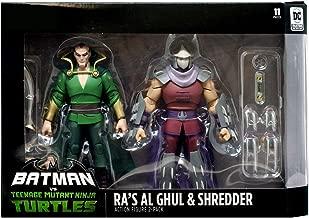 Amazon.com: DC Collectibles Batman Vs Teenage Mutant Ninja ...
