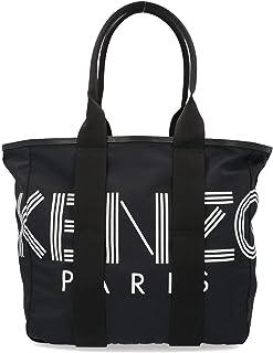Luxury Fashion | Kenzo Womens F955SF219F2499 Black Tote | Fall Winter 19