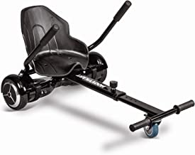 HoovyKart - Go Kart Conversion Kit for Hoverboards - Safer For Kids - All Heights - All Ages - Self Balancing Scooter - Compatible with All Hoverboards - HoverBoard Not Included