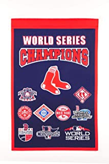 red sox championship banners