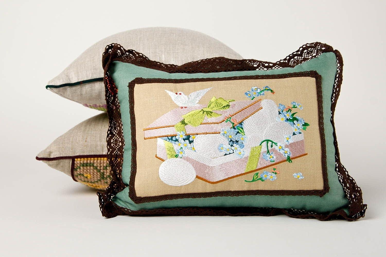 Unusual Handmade Pillow Design Decorative Pillow Beautiful Cushion Ideas