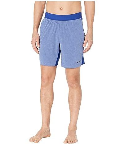 Nike Flex Shorts Active (Deep Royal Blue/Psychic Blue/Black) Men